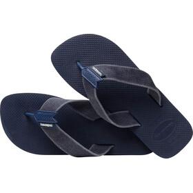 havaianas Urban Basic Sandales Homme, navy blue/indigo blue